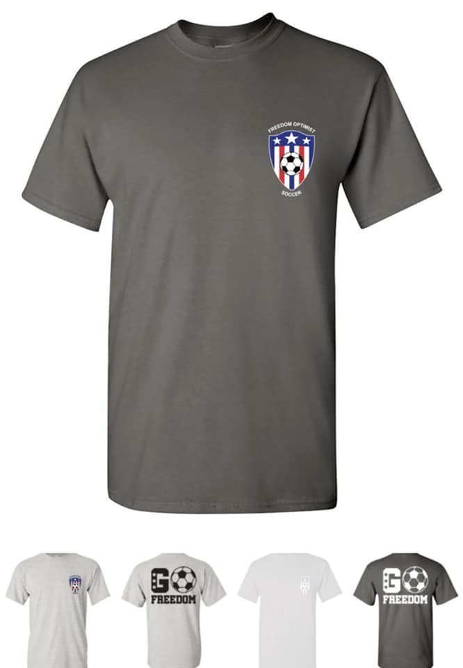 Freedom Optimist Soccer Spirit Wear